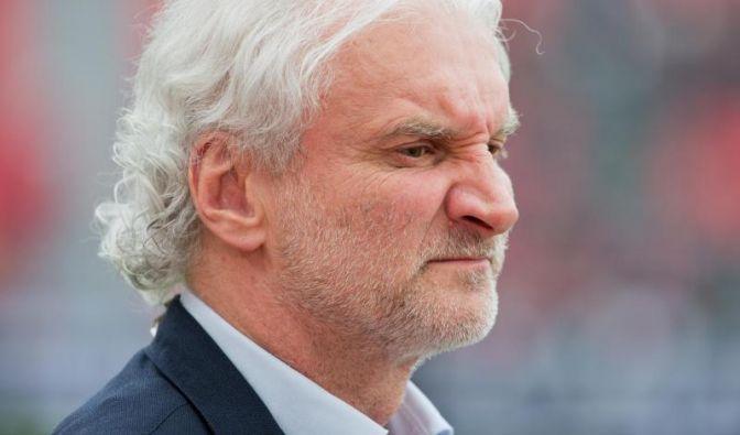 Rudi Völlers jüngster Ausraster wird zum Gegenstand von Ermittlungen. (Foto)