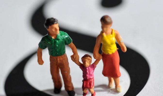 Rückführung des Kindes innerhalb Frist beantragen (Foto)