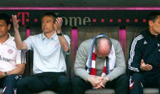Rückschläge für FC Bayern und HSV im Titelkampf (Foto)