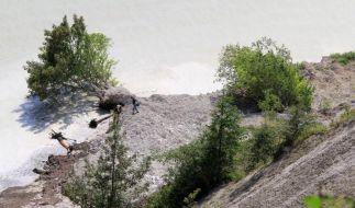 Rügens Kreidefelsen bröckeln weiter ab (Foto)