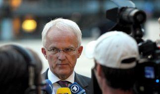 Rüttgers kündigt Rückzug von allen Ämtern an (Foto)