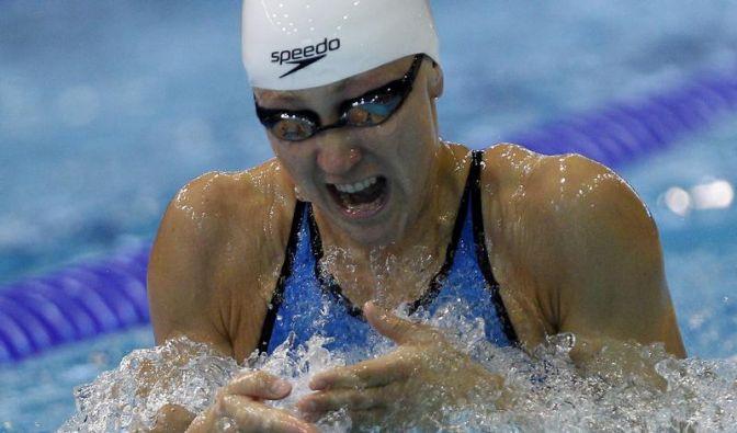 Ruhnau schwimmt zu EM-Bronze über 50 Meter Brust (Foto)
