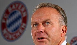 Rummenigge fordert Leistungssteigerung beim FC Bayern (Foto)