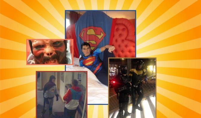gibt es superhelden