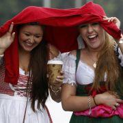Rund sechs Millionen Besucher aus aller Welt werden bis zum 7. Oktober auf der Wiesn erwartet.