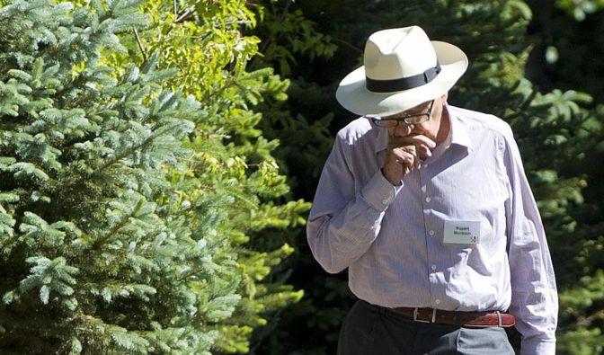 Rupert Murdoch (Foto)