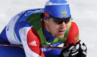 Russe Krijukow holt Olympia-Gold im Sprint (Foto)