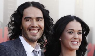 Russell Brand, Katy Parry (Foto)