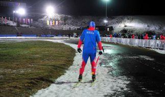 Russen-Coach Pichler kontra Medien: «Unverschämtheit» (Foto)