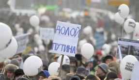 Russen fordern bei Massenprotesten freie Wahlen (Foto)