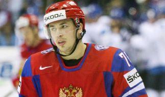Russische Eishockey-Stars bei WM gesperrt (Foto)