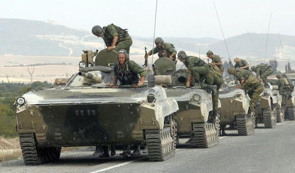 Putins Mega-Militär-Manöver mit 100.000 Soldaten (Foto)