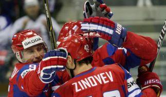 Russland entgeht WM-Blamage - Schweiz verliert (Foto)