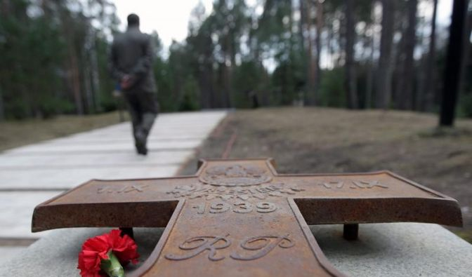 Russland wegen schleppender Katyn-Aufarbeitung verurteilt (Foto)