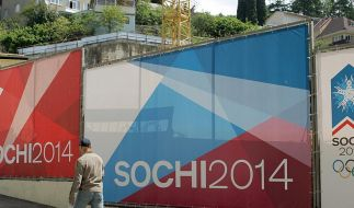 Russland will in Sotschi 2014 stärkste Nation werden (Foto)