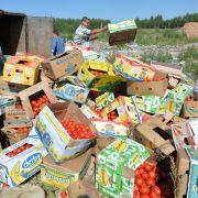 Russland will westliche Lebensmittel «nicht ewig» verbieten (Foto)