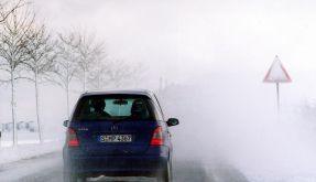 Rutschpartie: So klappt das Bremsen bei Eis (Foto)