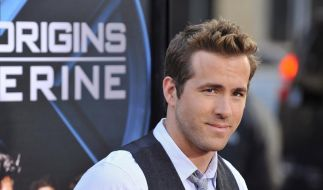 Ryan Reynolds ist «Sexiest Man Alive» (Foto)