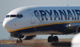 Ryanair wehrt sich gegen Vorwürfe aus Spanien (Foto)