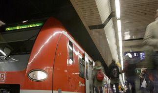 S-Bahn-Fahrer stirbt nach Schläger-Attacke (Foto)