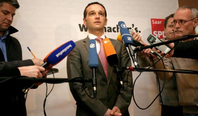 Saar-SPD nimmt Koalitionsgespräche mit CDU auf (Foto)