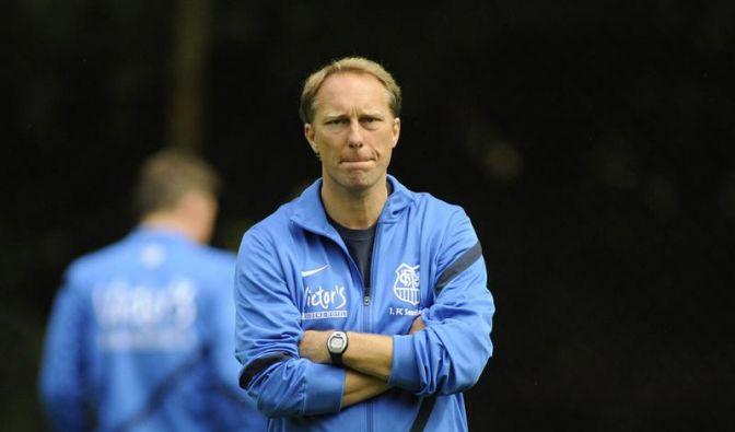 Saarbrücken-Coach Luginger will Schalke ärgern (Foto)