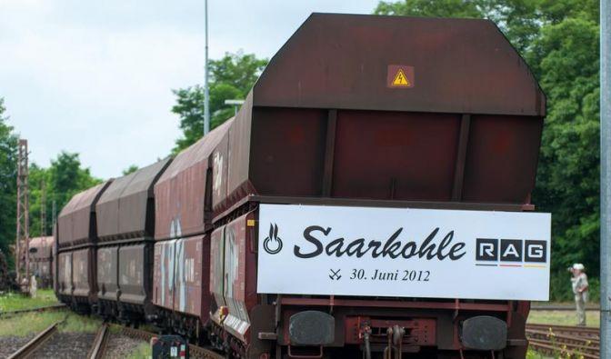 Saarland verabschiedet sich von Bergbau-Ära (Foto)