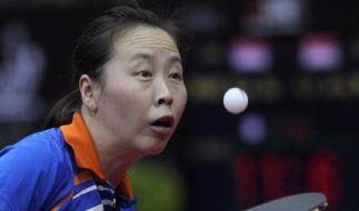Saarlouis holt Tischtennis-Europameisterin Li Jiao (Foto)