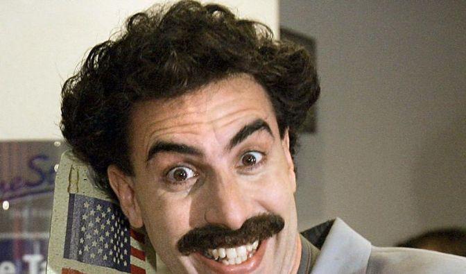 Sacha Baron Cohen will Saddam Hussein spielen (Foto)