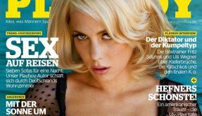 Sacha Höchstetter für Playboy September 2012 (Foto)