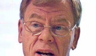 Sachsens Finanzminister mahnt weiter zum Haushalten (Foto)