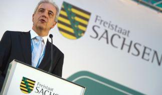Sachsens Ministerpräsiden Stanislaw Tillich: Was läuft schief im Freistaat? (Foto)