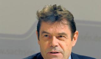 Sachsens Regierungssprecher Cohausz im Ruhestand (Foto)