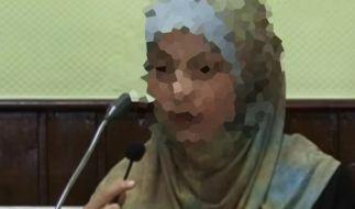 Safia S. aus Hannover wurde bereits im Alter von sieben Jahren radikalisiert. (Foto)
