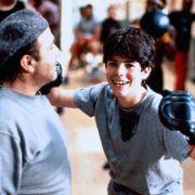 Sage Stallone stand mehrmals mit seinem Vater vor der Kamera - unter anderem in Rocky V.