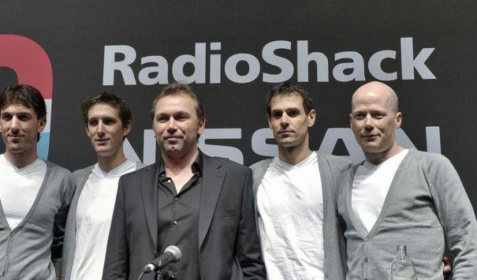 Saison bei RadioShack von Führungszoff geprägt (Foto)