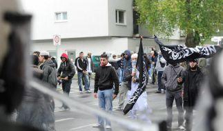 Salafisten bereiten Verfassungsschutz im Südwesten Sorgen (Foto)