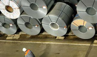 Salzgitter steigert Gewinn deutlich - Vorsichtige Prognose (Foto)
