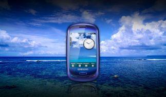 Samsung Blue Earth (Foto)