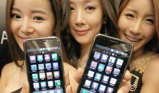 Samsung erwartet Rekordgewinn: HTC mit Absatzknick (Foto)