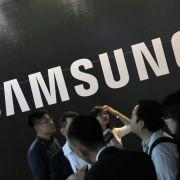 Samsung steht angesichts fehlerhafter Smartphones bereits unter Druck. Nun gibt es Berichte über fehlerhafte Waschmaschinen aus dem Hause Samsung. (Foto)