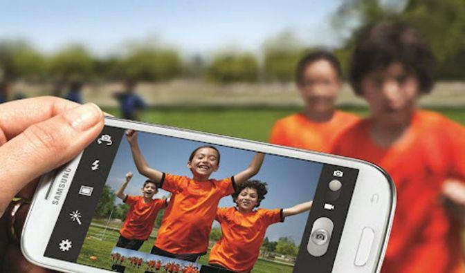 Samsung stellt iPhone-Jäger vor (Foto)