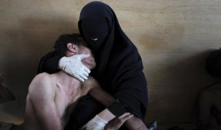 Samuel Aranda machte das World Press Photo 2012 im Jemen. (Foto)
