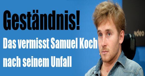 Samuel Koch Vor Dem Unfall