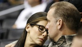 Sandra Bullock und Jesse James (Foto)
