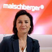 """Sandra Maischberger diskutierte das Thema """"Lügenpresse"""" - und Deutschland hörte interessiert zu. (Foto)"""
