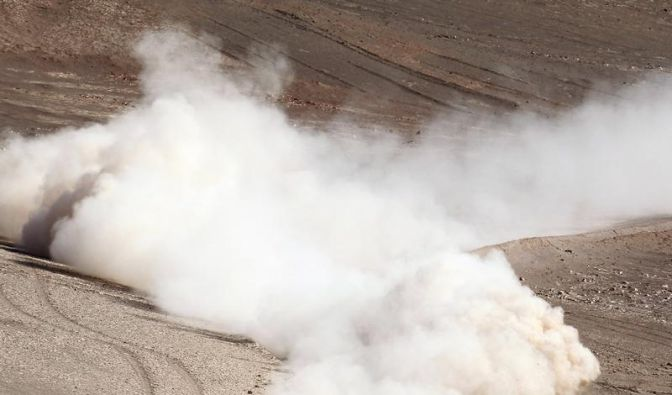 Sandsturm (Foto)