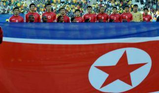 Sanktionen gegen Nordkorea? (Foto)