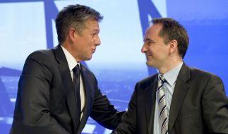 SAP-Führungsduo steigert Bezüge um rund die Hälfte (Foto)