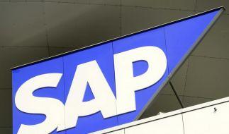 SAP gelingt in Rekordjahr beinahe Gewinnverdopplung (Foto)